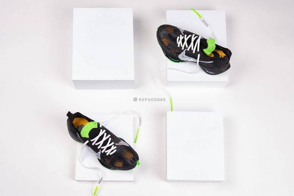 Off-White and Nike Air Zoom Tempo Next%上架在即!待望已久之3款配色終登場