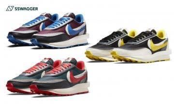 sacai x UNDERCOVER x Nike LDWaffle 3色香港同步抽籤!超人氣3方聯乘首度登場