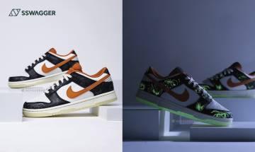 Nike Dunk Low PRM Halloween上腳現身!大玩夜光幽靈眼睛