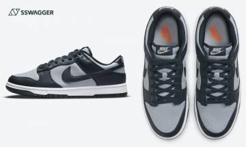 Nike Dunk Low Georgetown抽籤開始!元祖經典配色成必入之選