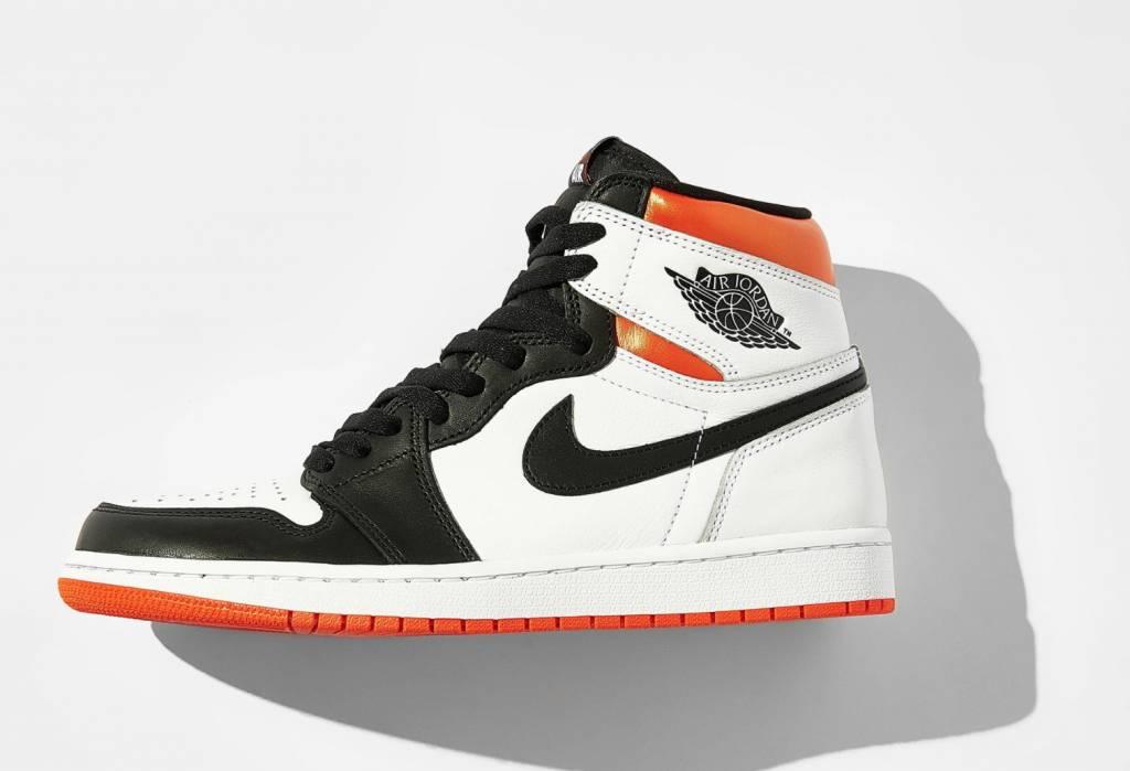 Air Jordan 1 Retro High Electro Orange 接受抽籤!混血版 Black Toe 不容錯過