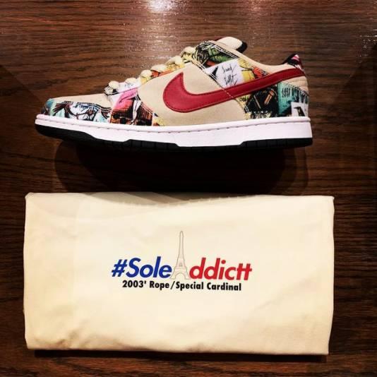 東奧滑板熱持續升溫!SOLEADDICTT x K11 MUSEA 展出近2,000萬Nike SB