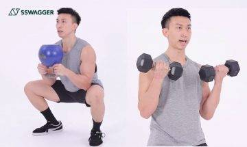 全身力量訓練6個健身動作!#PTLeague型男教練機能提升企劃Ep 3