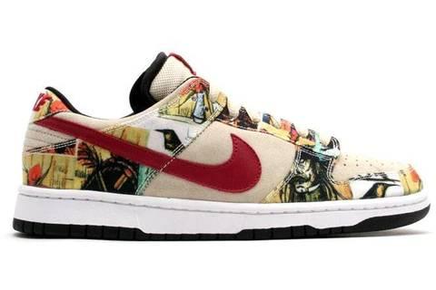 地區代表波鞋 Nike SB Dunk Low「Paris」