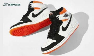 Air Jordan 1 Hi Electro Orange接受抽籤!混血版Black Toe不容錯過
