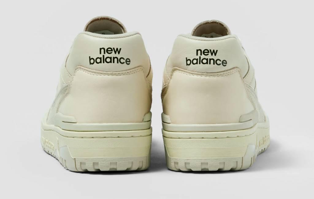 New Balance x Auralee new crossover 550 END. clothing raffle start