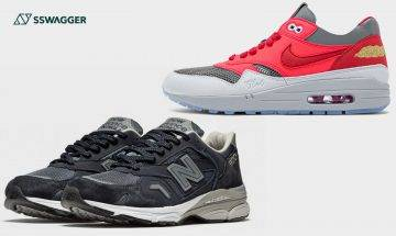 CLOT x Nike Air Max 1、New Balance 920 Navy等!本週必注意5款球鞋