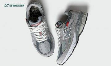 New Balance 990 V3初版復刻官方圖登場!重塑經典灰巴吸引鞋迷入手