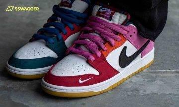 Nike SB Dunk High、Dunk Low 8對待發售配色結集!滑板鞋將隨東奧成大熱