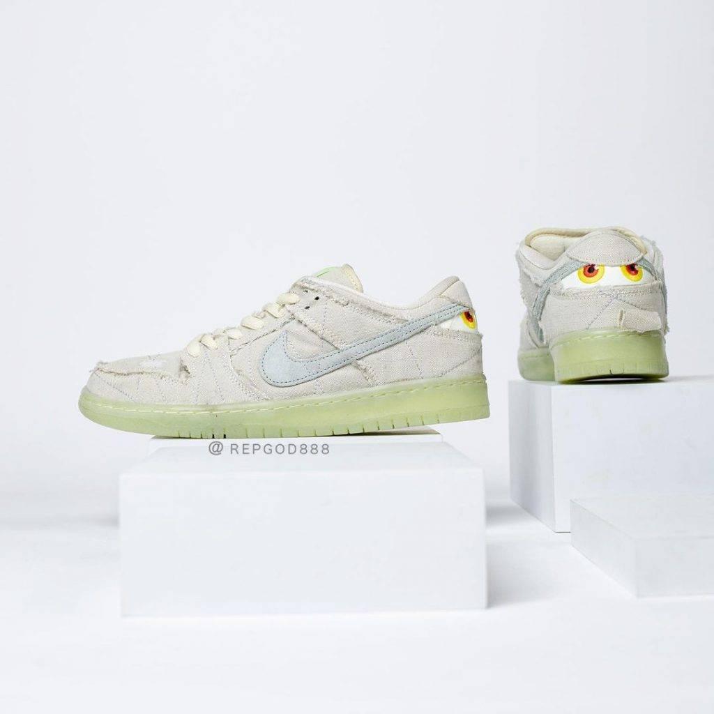 Nike SB Dunk Low「Mummy」先行預覽!夜光、木乃伊呈驚嚇效果