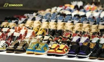 東奧滑板熱持續升溫!SOLEADDICTT x K11 MUSEA展出近2,000萬Nike SB