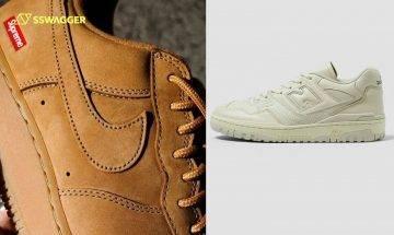 Supreme x Nike AF1、Auralee x NB 550等!5款本週注目球鞋