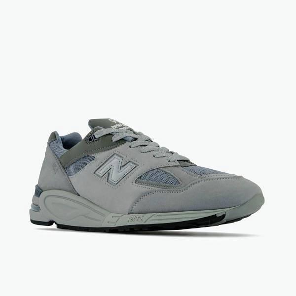 New Balance x WTAPS M990 WT2 first look!萬元天價鞋接班人即將來襲