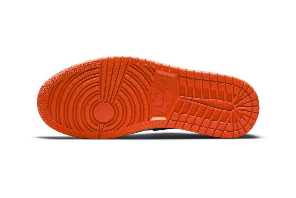 Air Jordan 1 Low「Starfish」上架資訊!展現 Reverse Shattered Backboard 橙色魅力