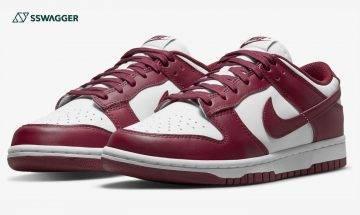 Nike Dunk Low Beetroot正式開抽!獨特復古色調迎合潮流大趨勢