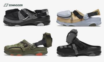 Crocs x BEAMS 4色開抽!山系機能膠鞋成新趨勢
