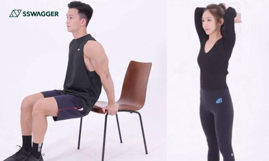 緊致手臂訓練教學結集!6大健身教練示範不同方式美化手臂線條-web