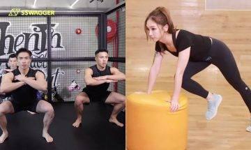 全身訓練運動6大結集!PT League健身教練助你減少節日飲食後罪疚感