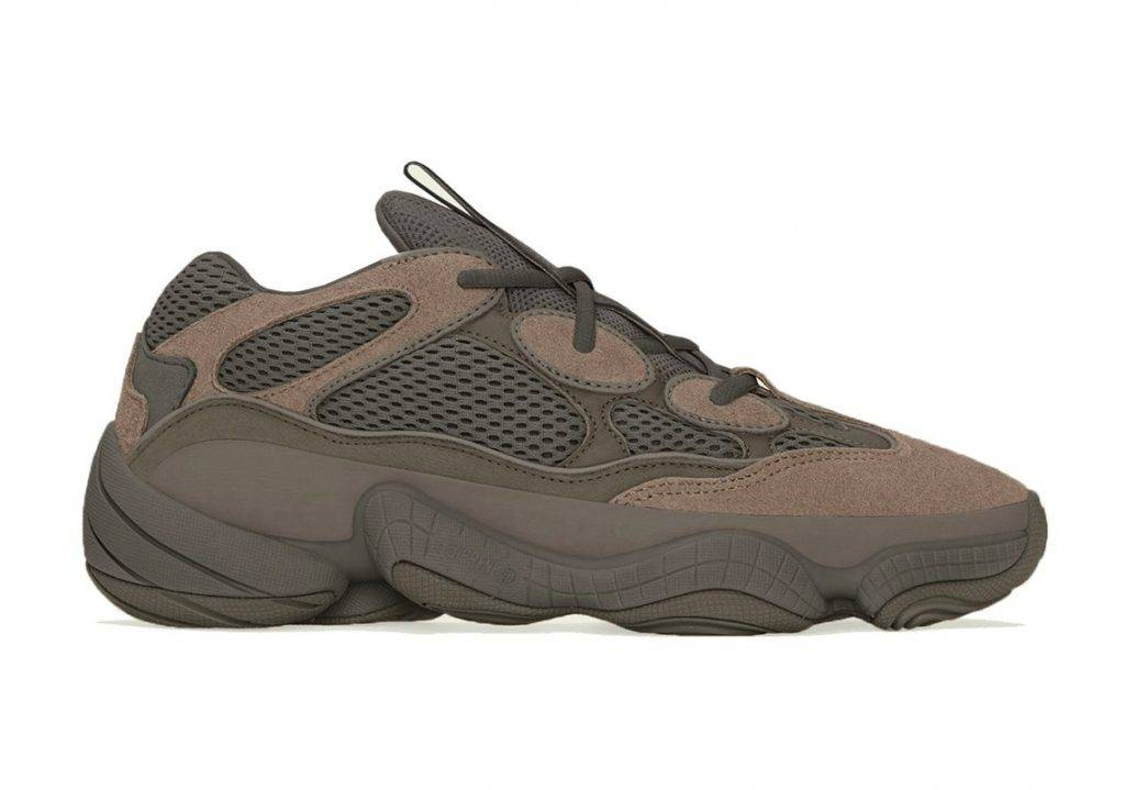 YEEZY 500「Brown Clay」