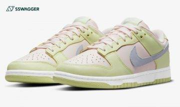 Nike Dunk Low Lime Ice正式抽籤!小清新配色捉緊夏季尾巴
