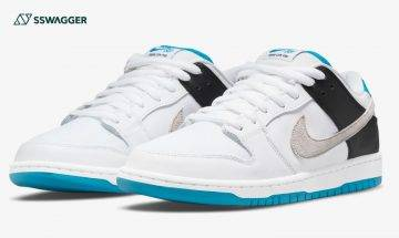 Nike SB Dunk Low Neutral Grey接受抽籤!鮮明對比色調極吸引眼球
