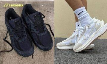 sacai x Nike Vaporwaffle白色、JJJJound x New Balance等!本週務必注意5款球鞋