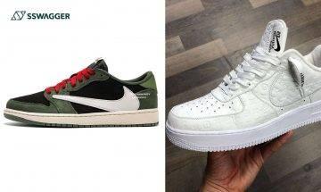 Travis Scott x Air Jordan 1 Low Retro、Louis Vuitton x Nike AF1等!5款今週最注目球鞋現身