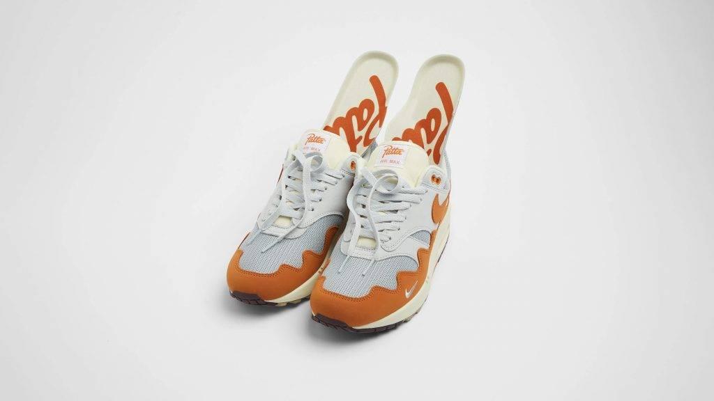 Patta x Nike Air Max 1「Monarch」接受抽籤!圍邊波浪紋麂皮注入獨特性