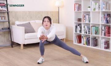 不傷膝HIIT增肌減脂訓練必學5招!3分鐘全身爆汗收緊全身線條