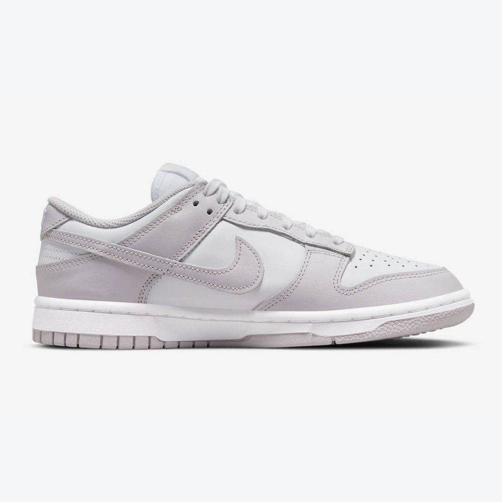 Nike Dunk Low new color Light Violet official pictures 官方圖首現!人氣鞋款再添新成員