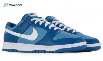 Nike Dunk Low Reverse Argon曝光!CO.JP限定配色換位再現